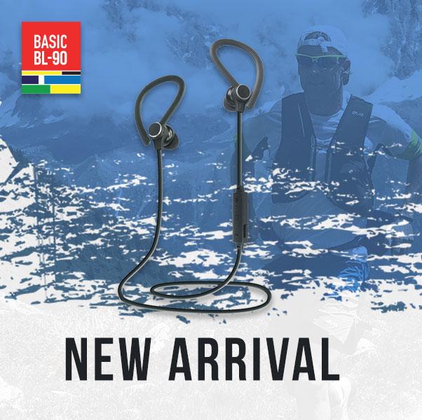 New Arrival! Earphone Bluetooth BL-90